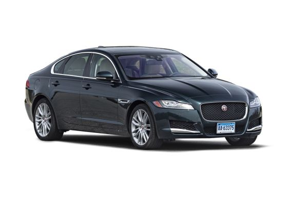 Jaguar Xf 2019 Sedan