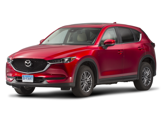 Mazda Cx 5 2019 4 Door Suv