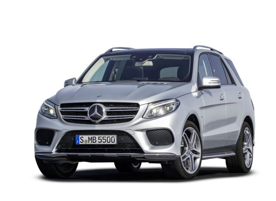 Mercedes Benz Gle 2019 4 Door Suv