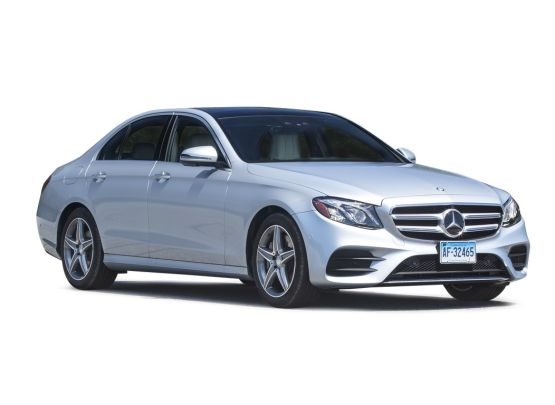 Mercedes-Benz E-Class 2018 sedan