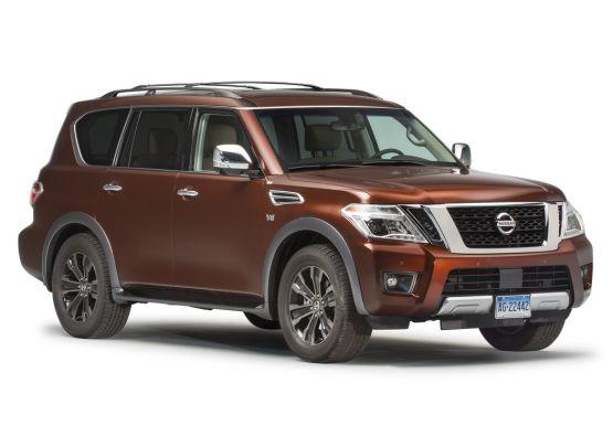 Nissan Armada 2019 4 Door Suv