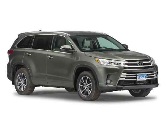 Toyota Highlander 2018 4-door SUV