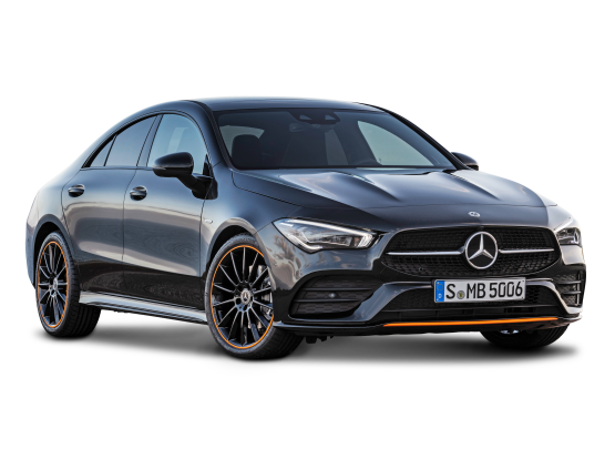 Mercedes-Benz CLA 2020 sedan