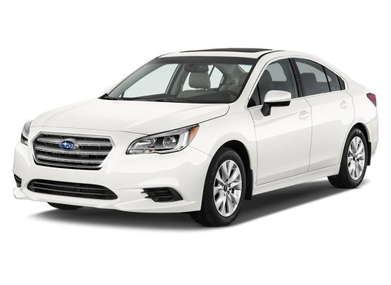 Subaru legacy redesign years