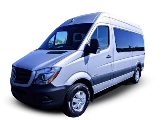 Mercedes-Benz Sprinter 2017 van