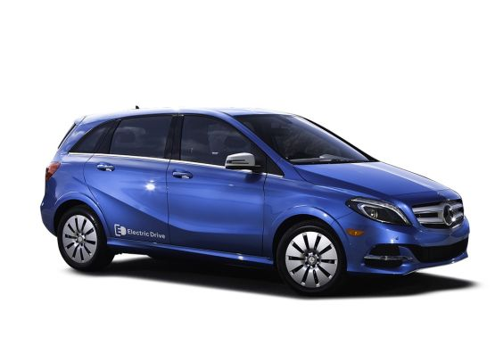 Mercedes benz b class electric drive consumer reports for Mercedes benz b class electric car