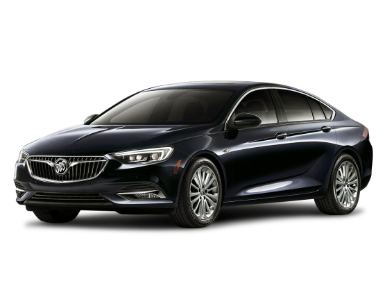 Buick Regal 2018 4-door hatchback