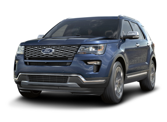 Ford Explorer 2018 4-door SUV