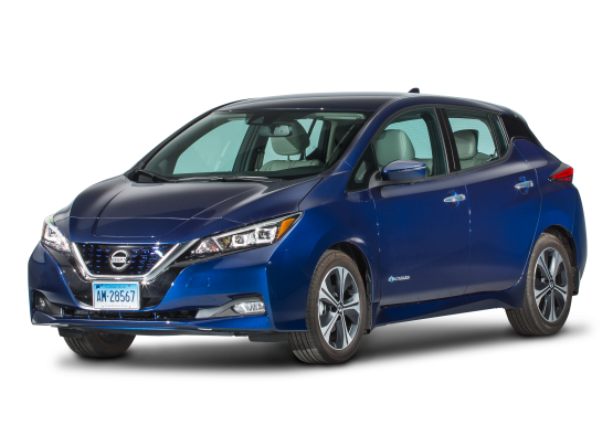 Nissan Leaf 2018 4-door hatchback