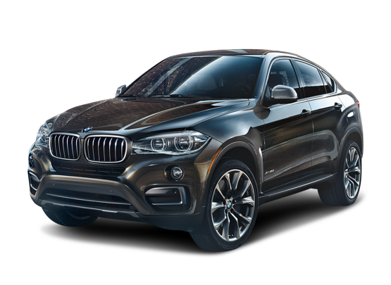 BMW X6 2018 4-door SUV