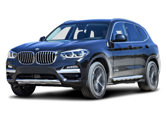 BMW X3 2018 4-door SUV
