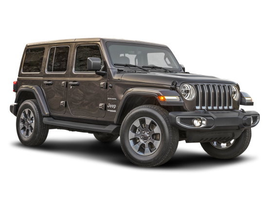 Jeep Wrangler 2018 4-door SUV