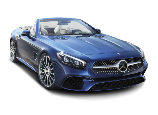 Mercedes-Benz SL 2018 convertible