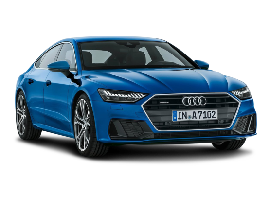 Audi A7 2019 4-door hatchback