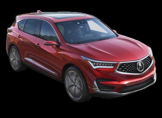 Acura Rdx 2019 4 Door Suv