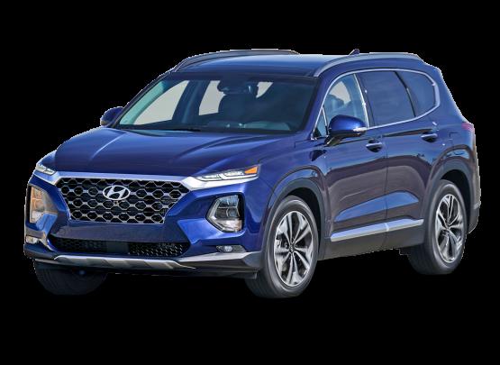 Hyundai Santa Fe 2019 4 Door Suv