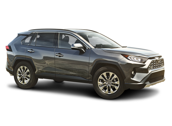 Toyota Rav4 2019 4 Door Suv