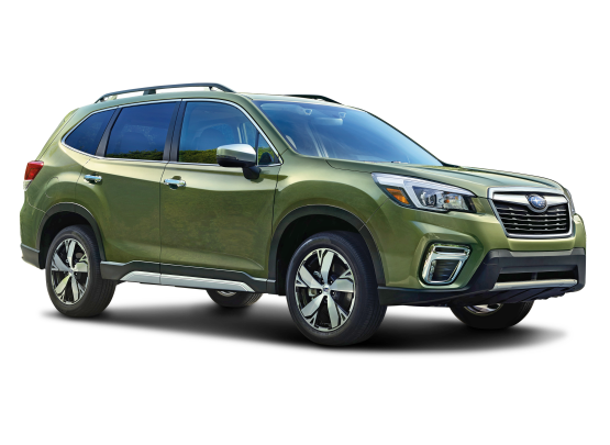 Subaru Forester 2019 4 Door Suv