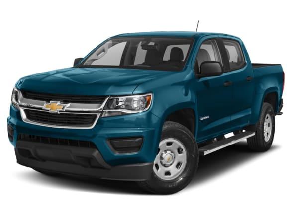 2019 Chevrolet Colorado Reviews, Ratings, Prices - Consumer