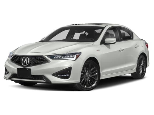 Acura ILX 2021 sedan