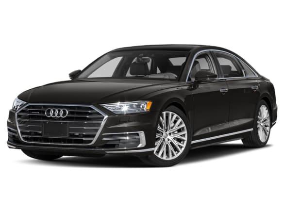 Audi A8 2021 sedan