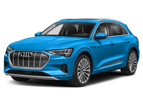 Audi e-tron 2021 4-door SUV