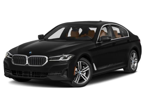 BMW 5 Series 2021 sedan
