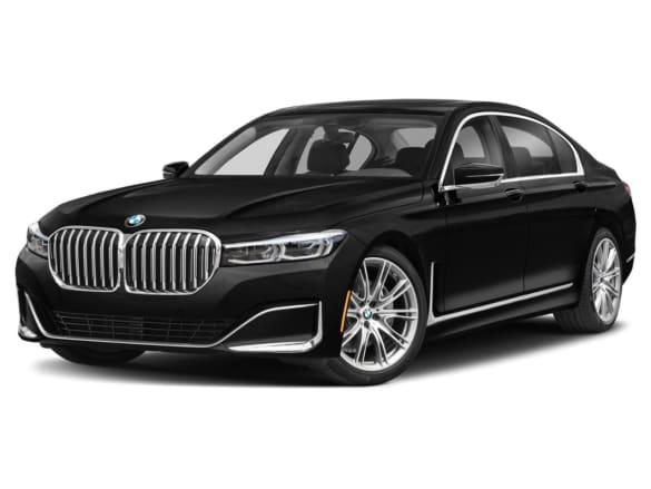BMW 7 Series 2021 sedan