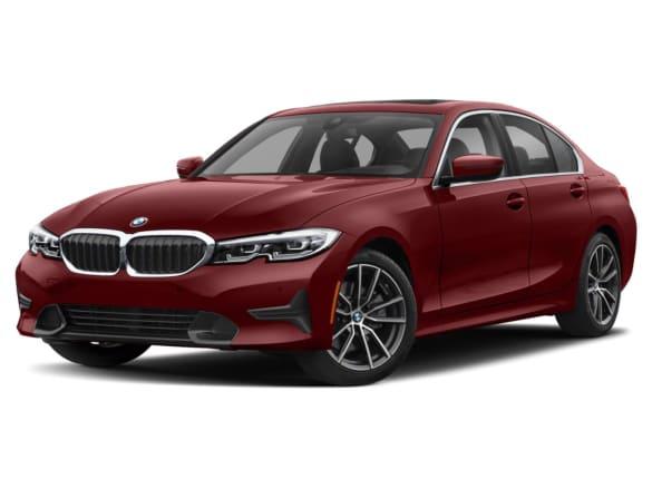 BMW 3 Series 2021 sedan