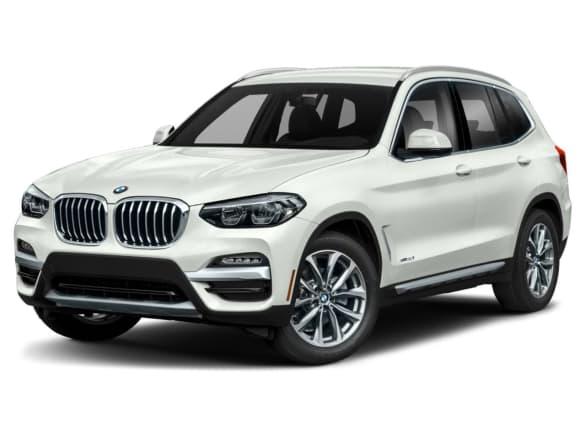 BMW X3 2021 4-door SUV