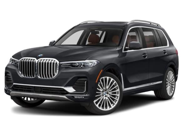 BMW X7 2021 4-door SUV