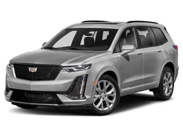 Cadillac XT6 2021 4-door SUV