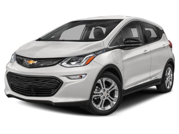 Chevrolet Bolt 2021 4-door hatchback