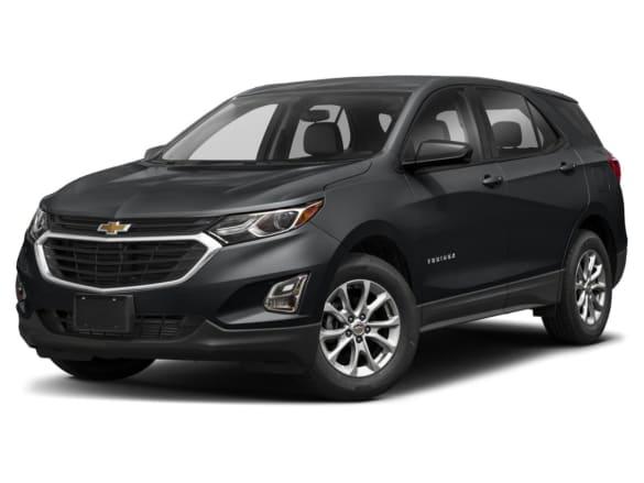 Chevrolet Equinox 2021 4-door SUV