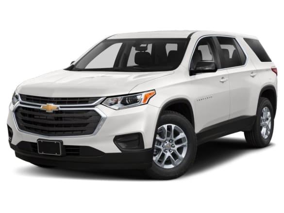 Chevrolet Traverse 2021 4-door SUV