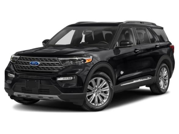 Ford Explorer 2021 4-door SUV