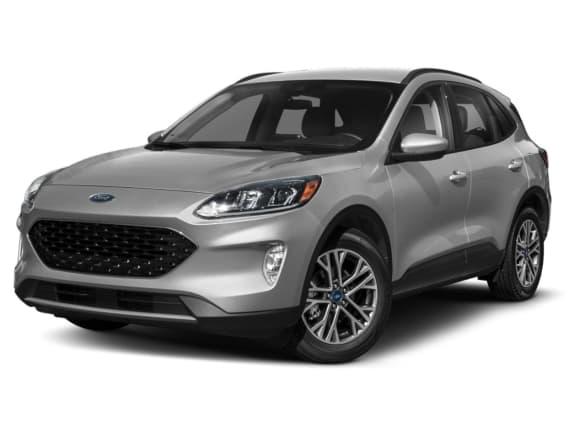 Ford Escape 2021 4-door SUV