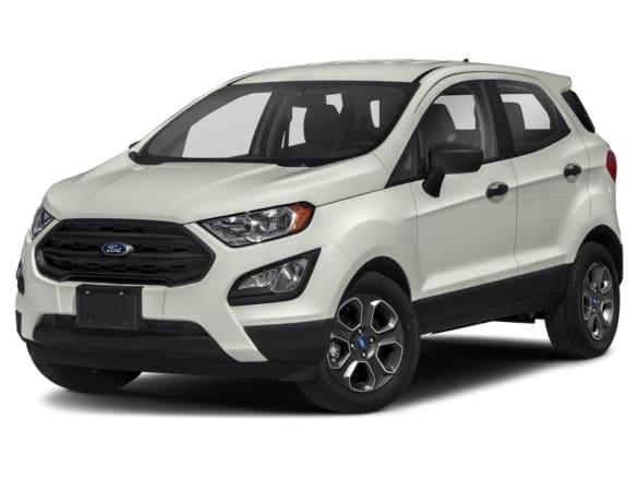 Ford EcoSport 2021 4-door SUV
