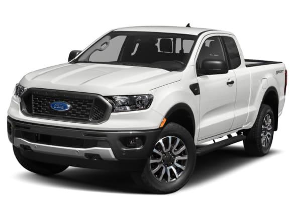 Ford Ranger 2021 crew cab