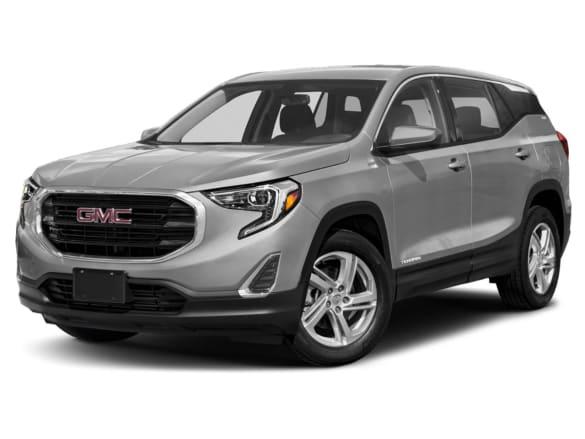 GMC Terrain 2021 4-door SUV