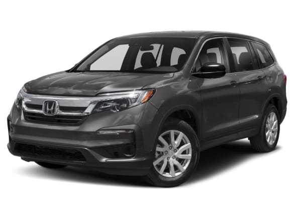 Honda Pilot 2021 4-door SUV