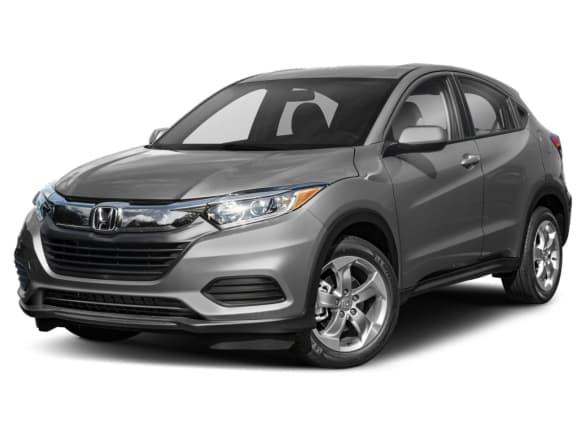 Honda HR-V 2021 4-door SUV