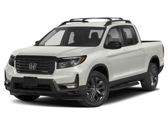 Honda Ridgeline 2021 crew cab