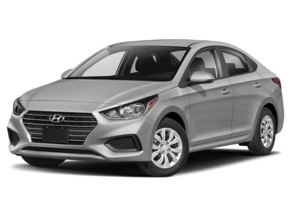 Hyundai Accent 2021 sedan