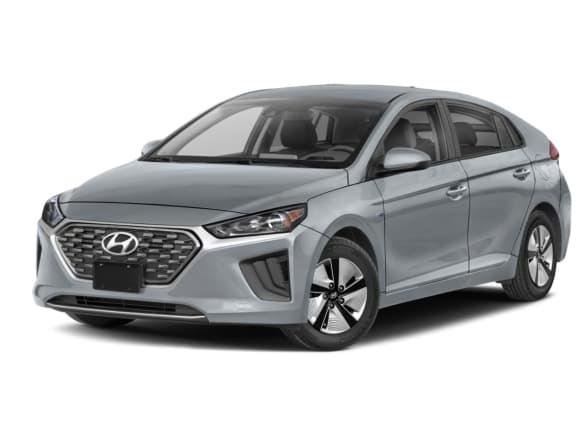 Hyundai Ioniq 2021 4-door hatchback