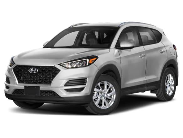 Hyundai Tucson 2021 4-door SUV