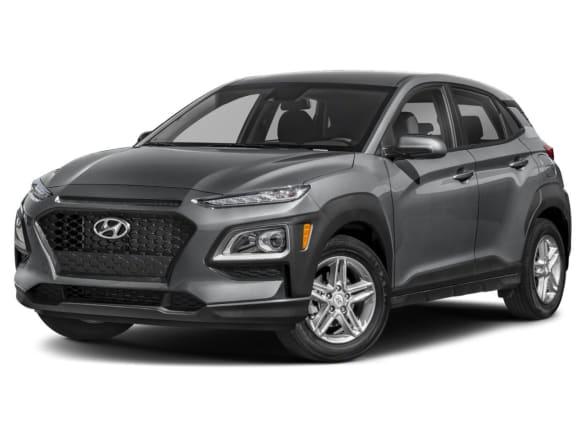 Hyundai Kona 2021 4-door SUV