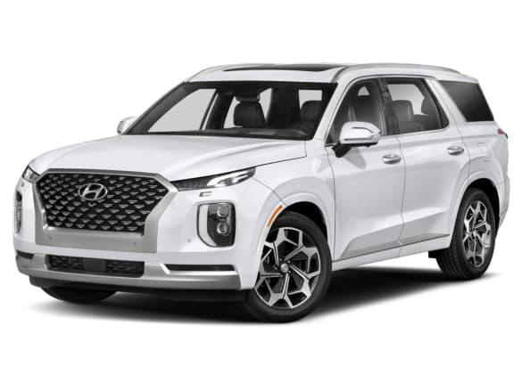 Hyundai Palisade 2021 4-door SUV