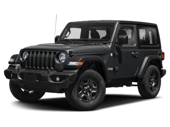 Jeep Wrangler 2021 4-door SUV
