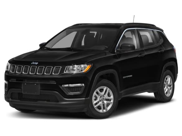 Jeep Compass 2021 4-door SUV
